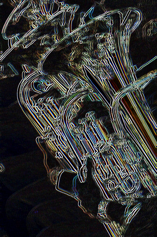 3 Tubas by peter S