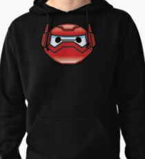 Robot in Disguise Pullover Hoodie