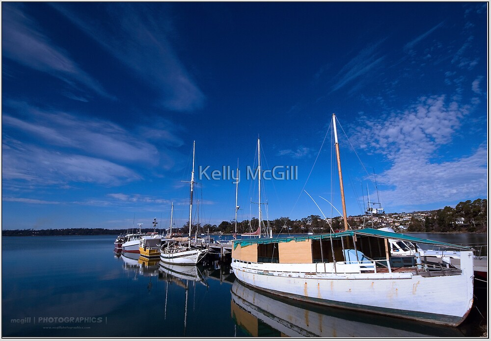 St Helens waterfront by Kelly McGill