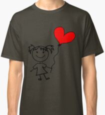 Girl in love Classic T-Shirt