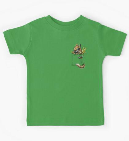 Pocket chipmunk Kids Clothes