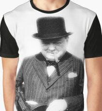 Churchill. Graphic T-Shirt