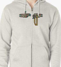 Run The Jewels Zipped Hoodie
