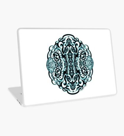 Hive Mind - Damage Remix Laptop Skin