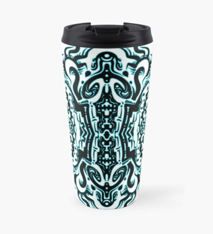 Hive Mind - Damage Remix Travel Mug