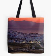 Leaving Town Tote Bag