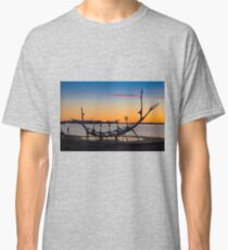 Reykjavik The Sun Voyager  Classic T-Shirt