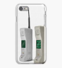 1980s iphone 3 colours iPhone Case/Skin