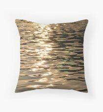 mother ganga Throw Pillow