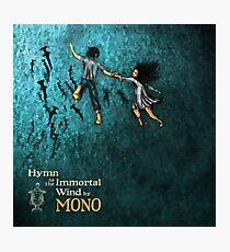 Mono Hymn to the Immortal Wind Photographic Print