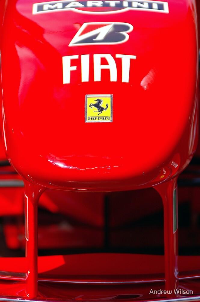 Ferrari by Andrew Wilson