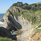 Stair Hole, Lulworth Cove, Dorset by MagsWilliamson