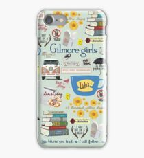 Gilmore Girls Collage iPhone Case/Skin