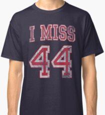 I Miss 44 Barack Obama Classic T-Shirt