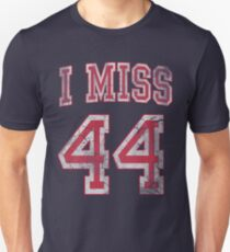 I Miss 44 Barack Obama T-Shirt