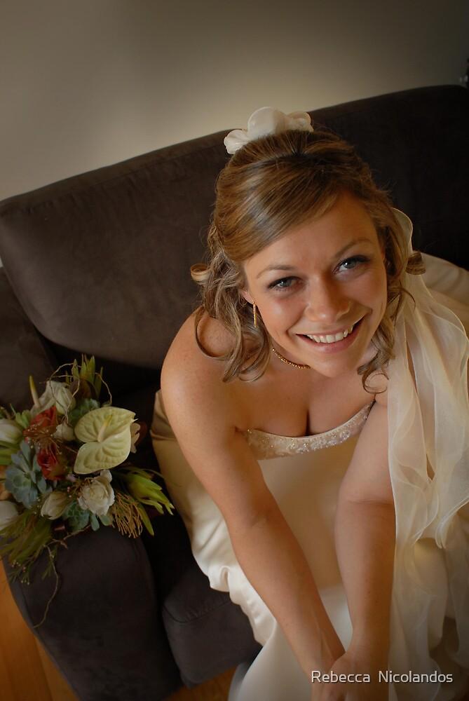 The Bride by Rebecca  Nicolandos