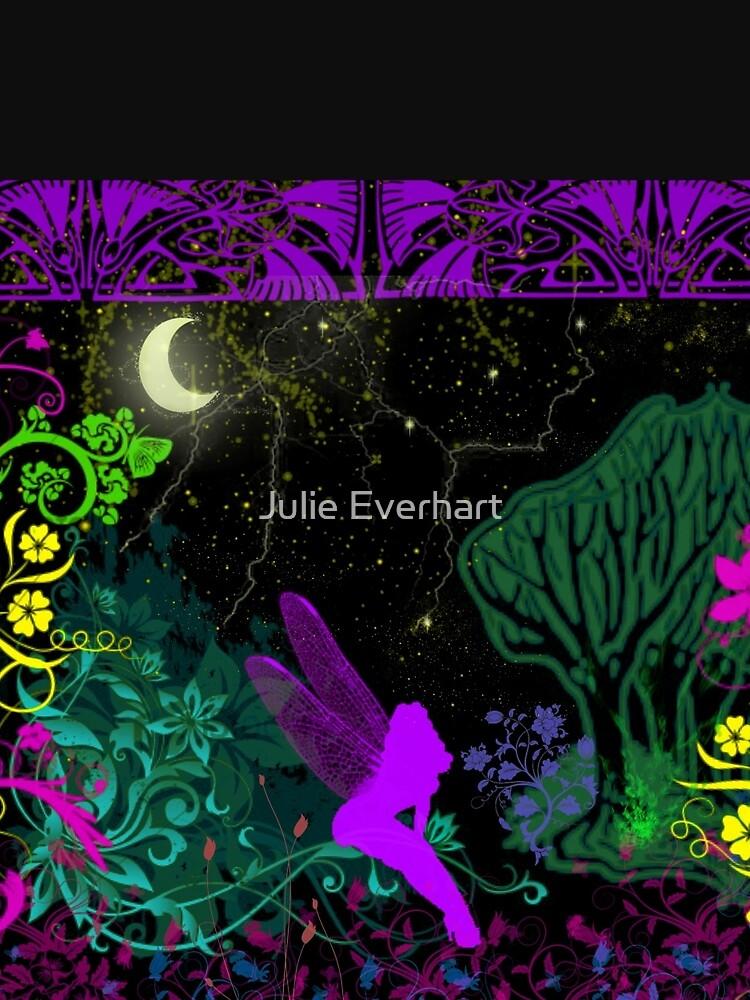 Moon Fairy by Julie Everhart by julev69