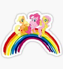 My little poney. Mon petit poney Sticker