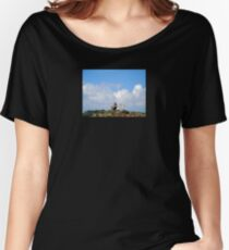 stone painting Women's Relaxed Fit T-Shirt