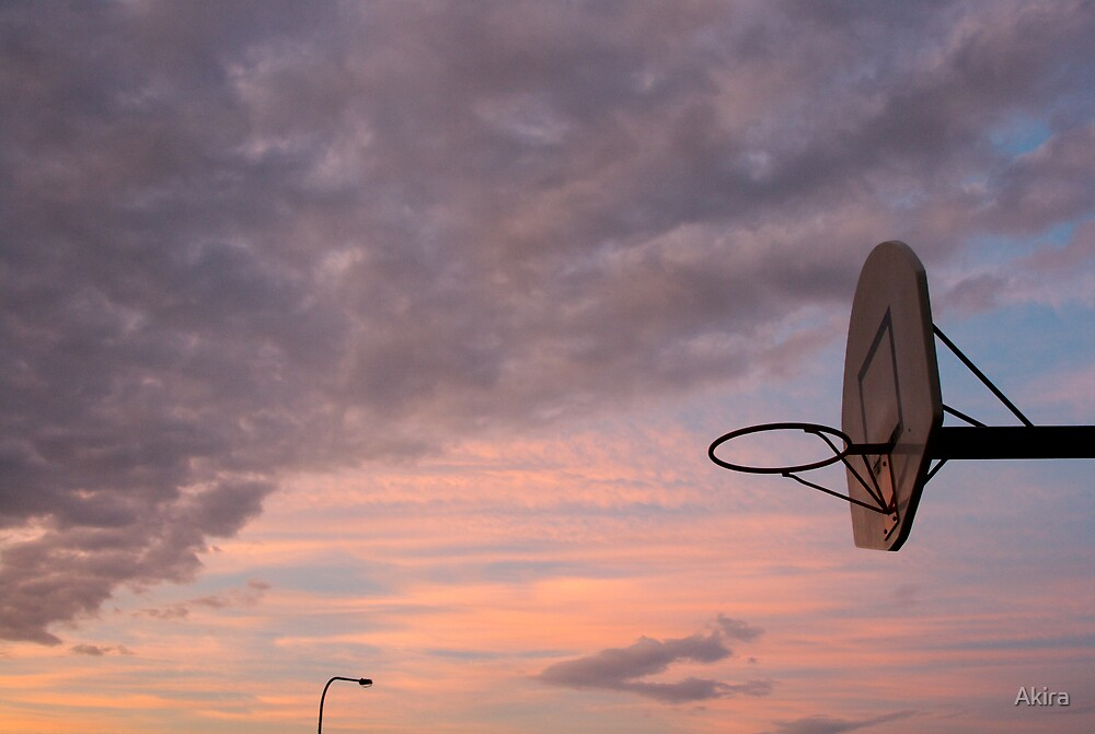 Sky Hoop by Akira
