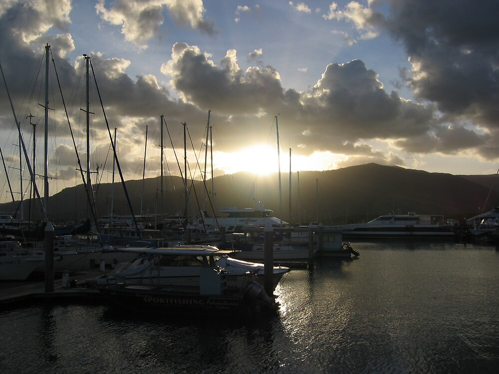 Morning has broken - Cairns by marklow