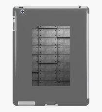 cement blocks iPad Case/Skin