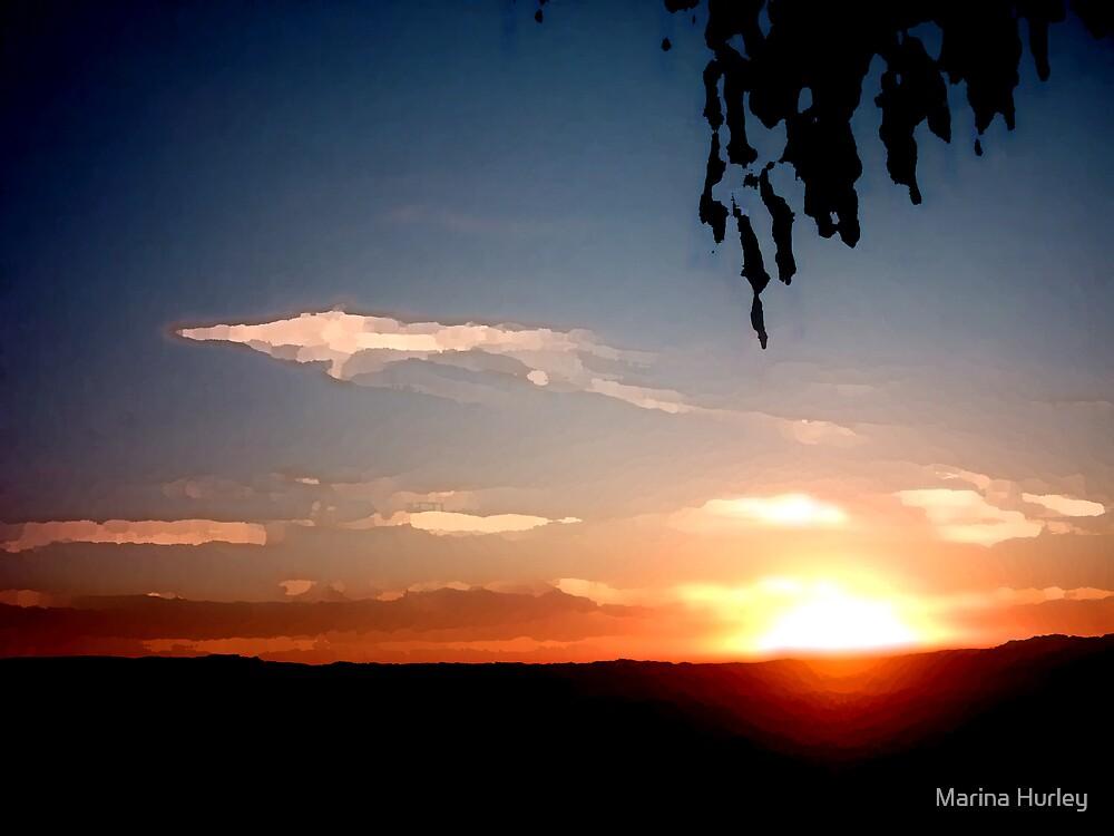 goodnight by Marina Hurley