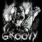 Groovy - Ash by American  Artist