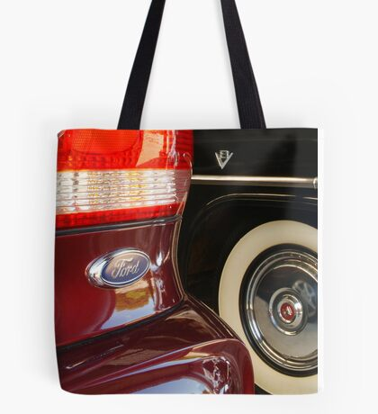 Fords, Old and New Tote Bag