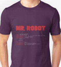 MR ROBOT fsociety00.dat T-Shirt