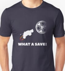 What a save - Rocket League T-Shirt