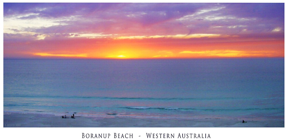 Boranup Beach by Simon Boyd