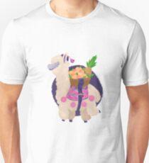 Cute alpaca Unisex T-Shirt