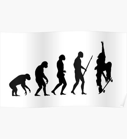 Evolution SKATE Poster