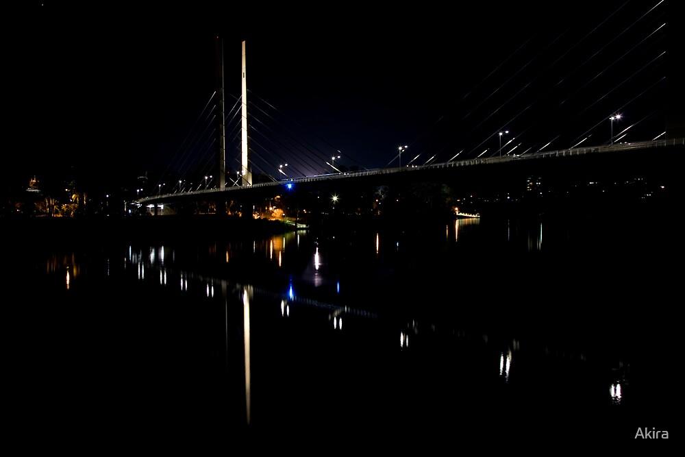 Nell at Night by Akira
