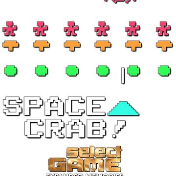 Select Game: Aaaaaah, Space Crab! by thelogbook