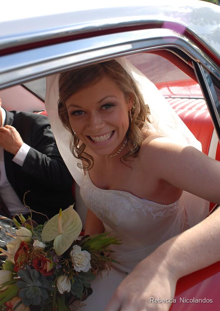 Bride 2 by Rebecca  Nicolandos