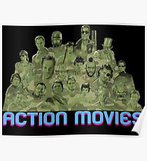 Action Movies Poster