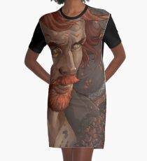 Captain Flint, Black Sails Graphic T-Shirt Dress