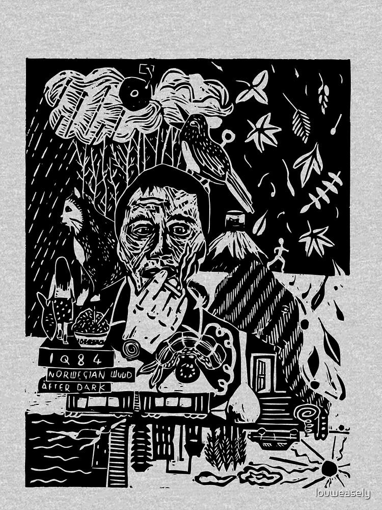 Haruki Murakamis Welt von louweasely