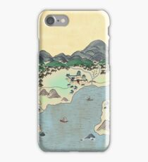 Cartography Series - Asian Inspired 1 -  Phone Cases and Skins iPhone Case/Skin