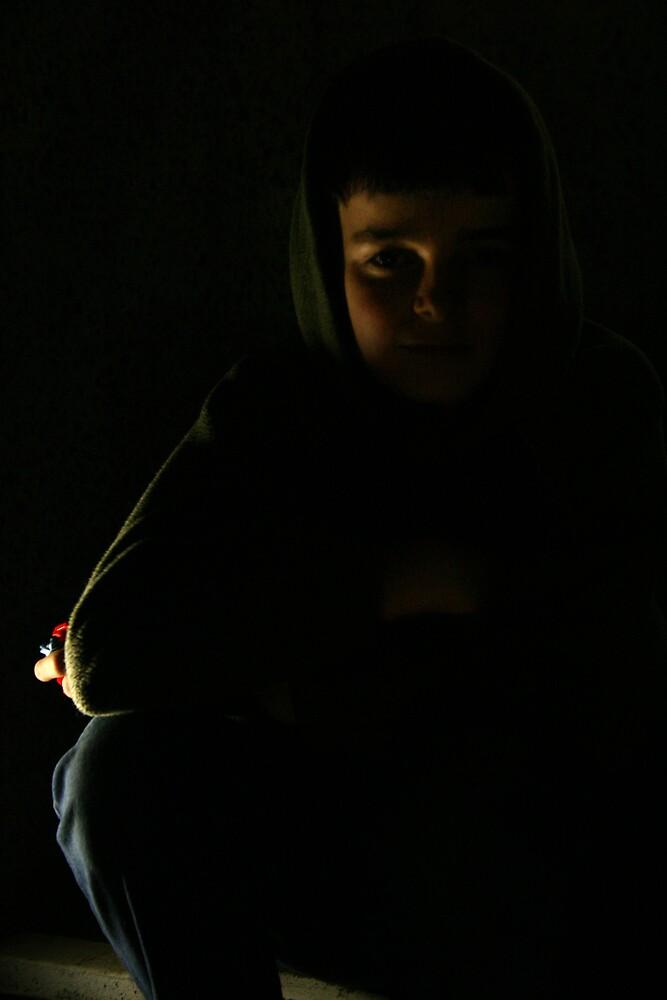 In the Dark 5 - Jim by rick strodder
