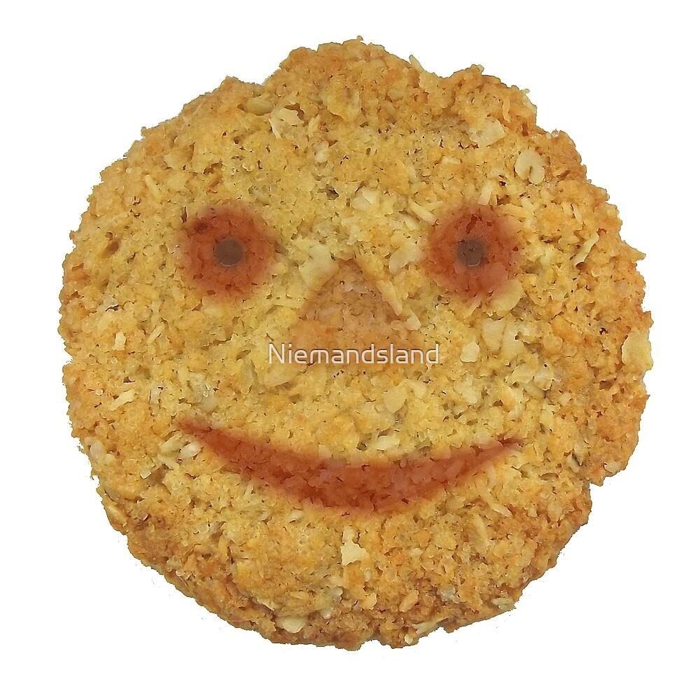 Happy Cookie von Niemandsland