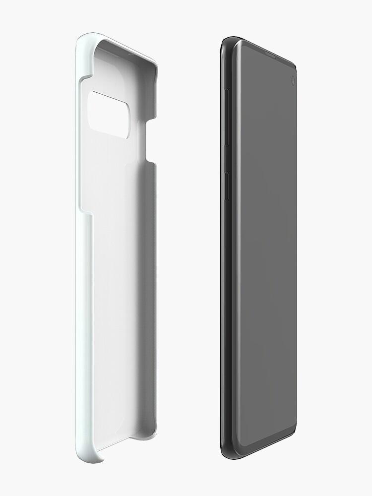 Alternative Ansicht von Baekhyun - EXO Hülle & Klebefolie für Samsung Galaxy