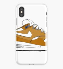 AM1 Curry iPhone Case/Skin