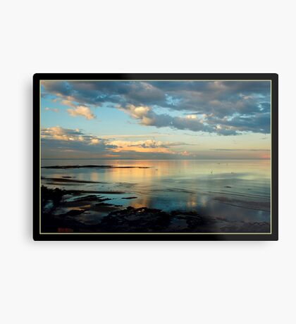 Reflections on a new day Metal Print