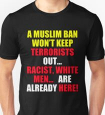 Protest Sign T-Shirt