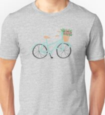 Baby Blue Bicycle T-Shirt