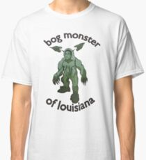 Bog Monster Of Louisiana Classic T-Shirt