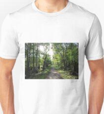 Scene in the Swamp Unisex T-Shirt